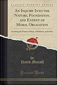 s moral nature an essay classic reprint books an inquiry into the nature foundation and extent of