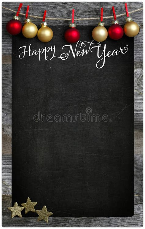 new year restaurant happy new year restaurant menu wooden blackboard copy