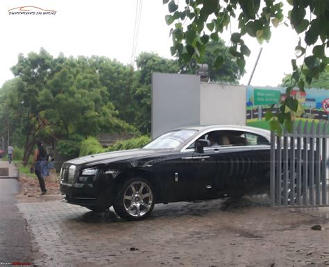 roll royce india rolls royce wraith in india team bhp