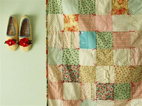 Pastel Patchwork Quilts - craft pastel patchwork quilt shoes image 9461 on