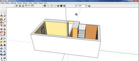 layout sketchup gratuit tuto d 233 tourer une image dans sketchup avec sketchup 8 sur