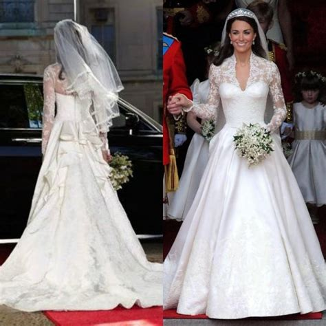 hochzeitskleid shopping queen discount stunning kate middleton wedding dresses royal
