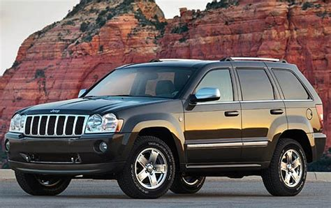 cherokee jeep 2006 2006 jeep grand cherokee information and photos