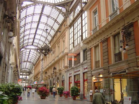 Shopping Genua by Galleria Mazzini Foscagewiki