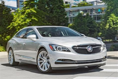 electrification for 2018 buick lacrosse