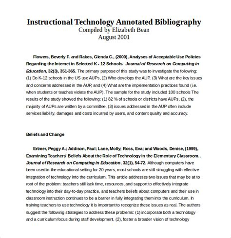 How To Cite The Seagull Reader Essays by Annotated Bibliography Leadership Education