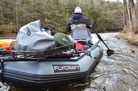 flycraft boats flycraft pro richard strolis review of the flycraft