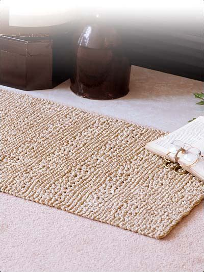 knitting rugs free patterns knit a rug to warm your floor 20 free patterns