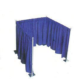 portable curtain room dividers how to decorate a wedding using pipe and drape pipe and