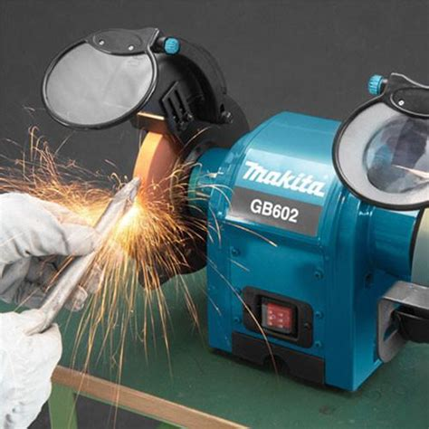 makita bench grinder gb800 makita bench grinder gb602 150mm 250w livecopper