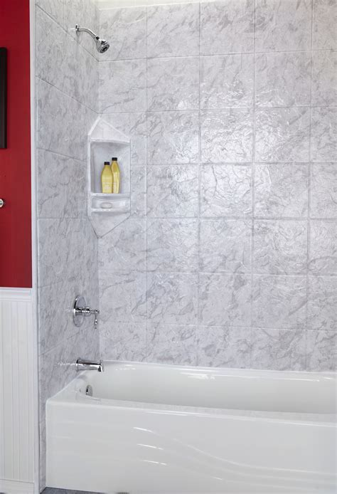 Bathtub Shower Wall Panels by Bathtub Surround Panels Roselawnlutheran