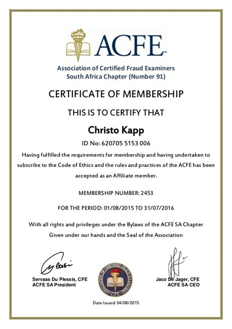 association membership card template membership certificate template certificate templates