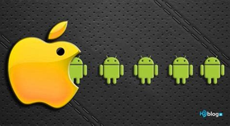 Tablet Apple Android ios vs android singularity