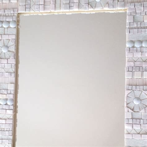 mosaic mirror wall decor crafted mosaic decorative wall mirror by live in