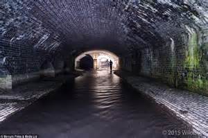 pub with tunnels underneath available stunning pictures show network of victorian storm drains