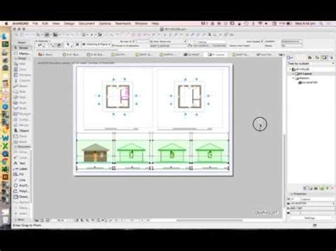 youtube archicad layout archicad layouts arranging views on layout youtube