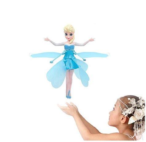 Mainan Boneka Frozen Mainan Anak by Jual Tokuniku Flying Elsa Boneka Elsa Frozen Sensor Tangan