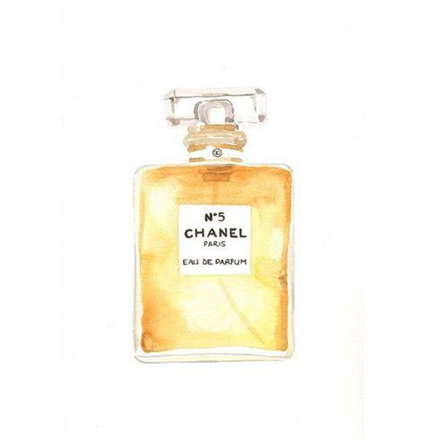 Parfum Chanel No 5 Ori chanel no 5 eau de parfum fragrance watercolor perfume