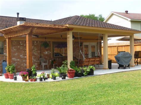 style patio cover pergolas gazebos  custom
