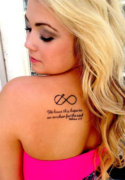 infinity tattoo with bible verse 59 best images about scripture tattoos on pinterest
