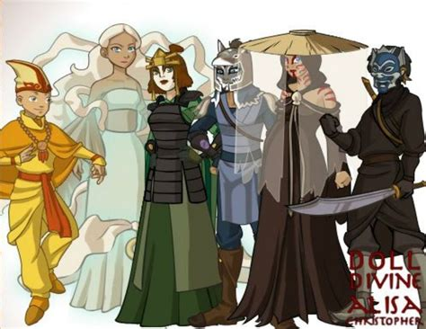 Last And And Maker avatar costumes by kendrakickz0220 on deviantart