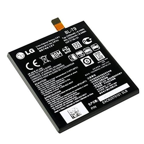 Battery Replacement For Lg Nexus 5 D820 D821 2050mah Ce05hy Black nexus 5 lg d820 d821 battery bl t9 battery replacement part usa seller 712691456492
