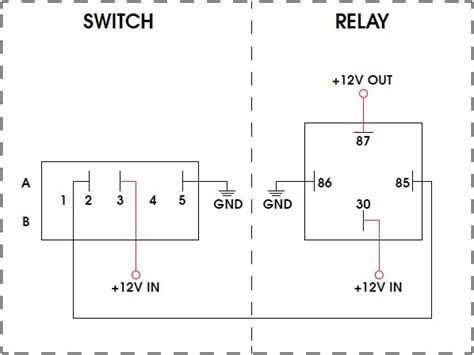 rugged ridge rocker switch wiring diagram 28 images