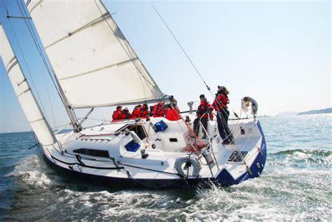 reflex  charter intuition capstan sailing