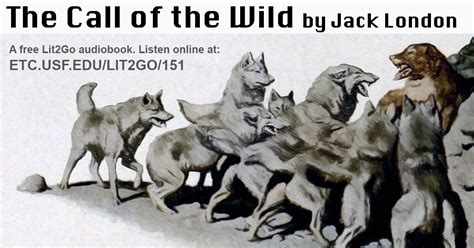 themes in jack london s call of the wild the call of the wild jack london lit2go etc