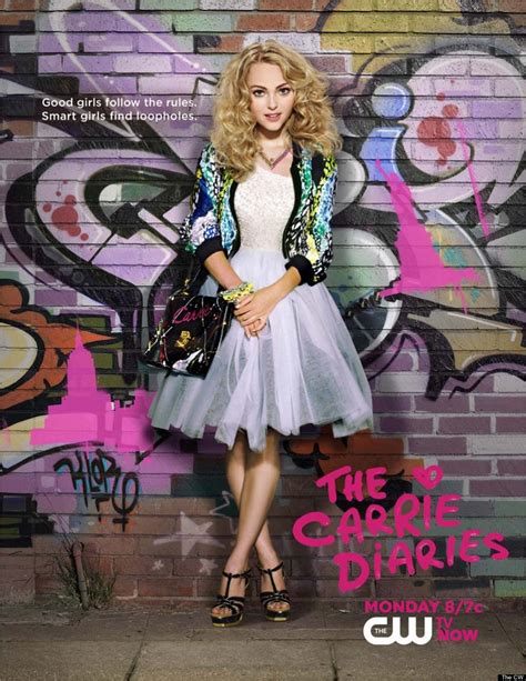 Carrie Diaries Wardrobe by Inside The Carrie Diaries Wardrobe