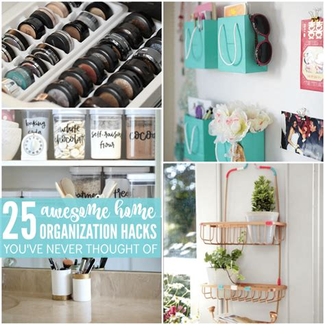 home organization hacks 25 home organization hacks you ve never thought of