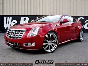 Wheeler Cadillac Cadillac Cts With 22in Tsw Londrina Wheels Exclusively