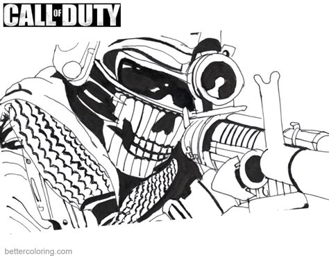 call of duty coloring pages call of duty printable coloring pages free printable