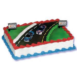nascar martin kenseth cake decorating