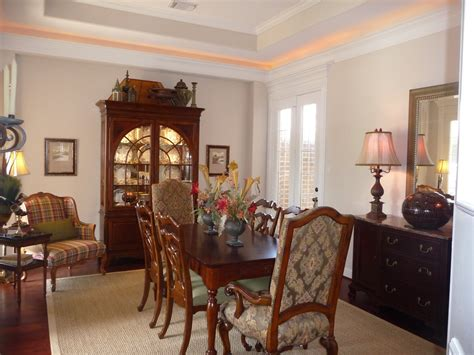 decorated dining rooms dining room design ideas with brave tone decoration