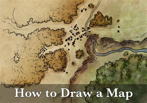draw house map how to draw a map fantastic maps