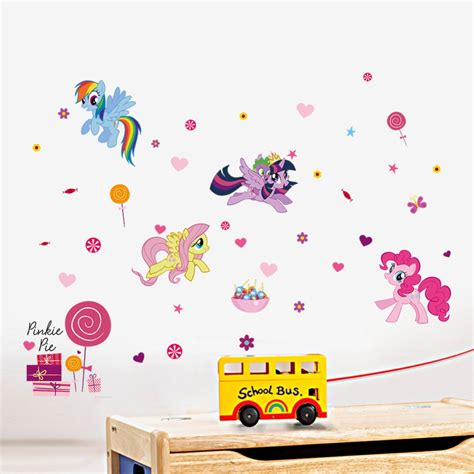 pony wall stickers get cheap poster aliexpress alibaba