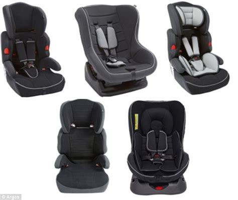 argos baby food seat argos issue urgent recall for mamas and papas baby car