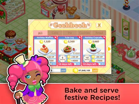 bakery story apk bakery story apk ver 1 5 5 8 goals free for android