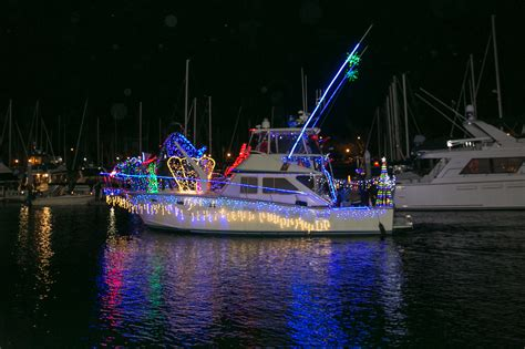 Cruise Of Lights by Winners Announced For 42nd Annual Boat Parade Of Lights