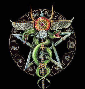 imagenes simbolos gnosticos pante 243 n de juda magia negra