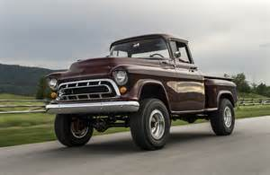 H And K Chevrolet Legacy Classic Trucks Returns With 1950s Chevy Napco 4x4