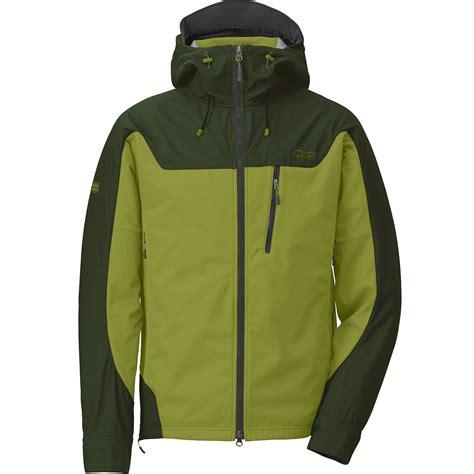 outdoor research alibi jacket climbingreport com outdoor research alibi soft shell jacket for men save 32