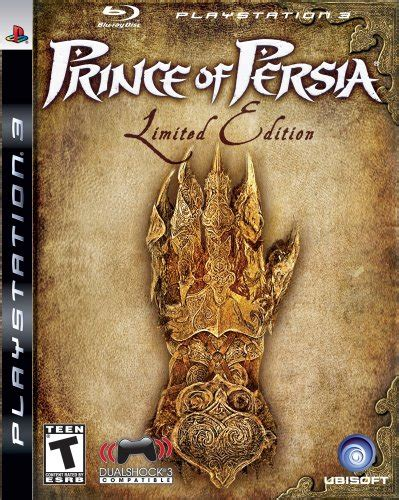prince of persia 2008 limited edition pc game download prince of persia limited edition release date ps3