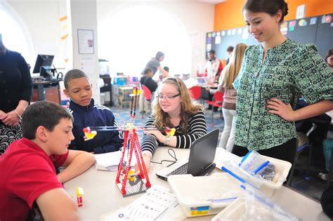Mba Applicable To Teaching Middle School by School Of Education Hosts Lego Day For Local Students
