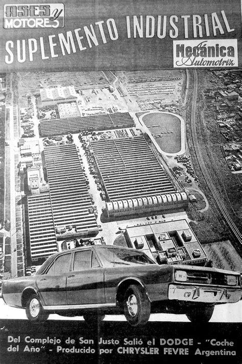 La historia de Dodge en Argentina!!! - Autos y Motos