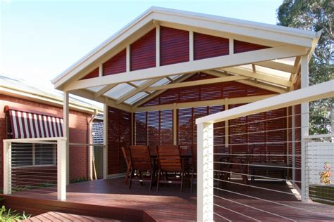 types of pergola softwoods