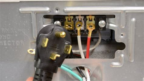 change  dryer cord changing   prong