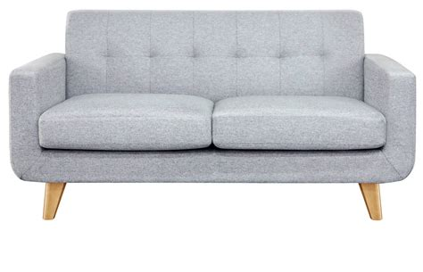 two seater couch grey 2 seater sofa oak legs lounge furniture out