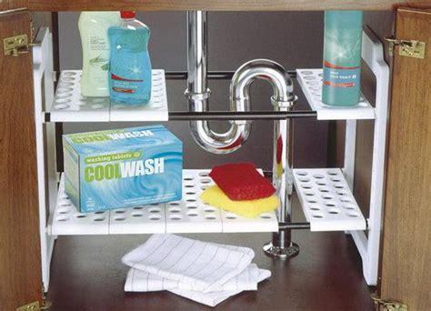 under the kitchen sink storage ideas 1000 ideas about under sink storage on pinterest under